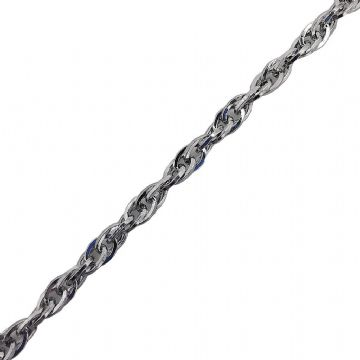 Stainless Steel Double Chain 3mm x 1 metre